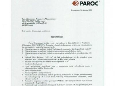 Paroc-1